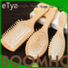 Boom Home beard wooden paddle brush factory for travel