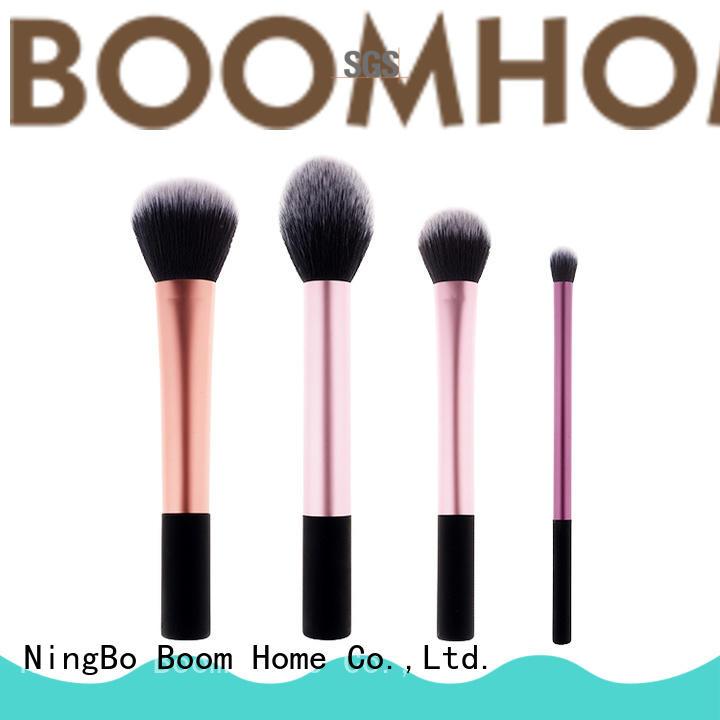 Boom Home wooden brush manufacturer for bedspread
