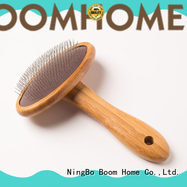 Boom Home knots pet combs and brushes factory for fur