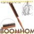 Boom Home beard care boar bristle hair brush factory for home