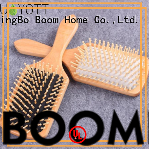 Boom Home fashion wooden comb for business for home
