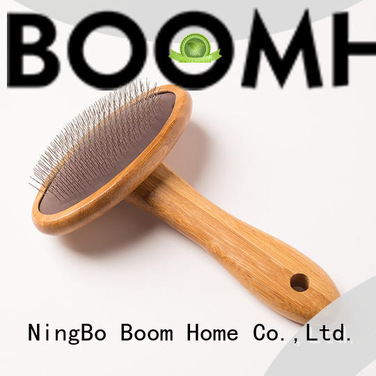Boom Home stainless steel pins pet brush inquire now for household