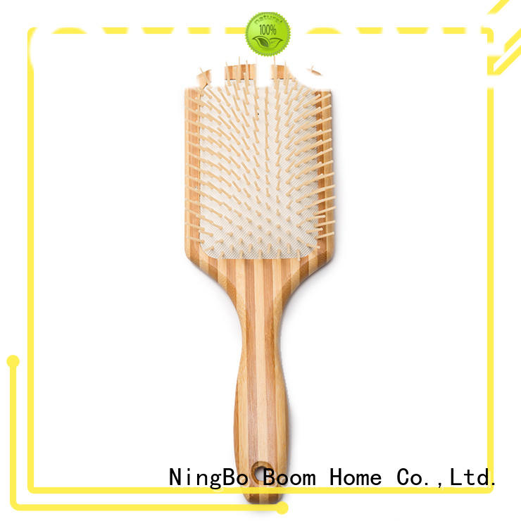 Boom Home anti-static wooden comb inquire now for shop