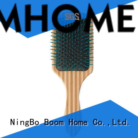 Boom Home Wholesale wooden paddle brush for sale for home