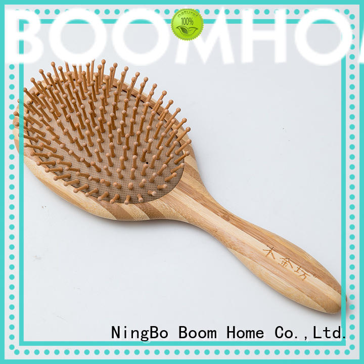 Boom Home tool bamboo comb wholesale for women