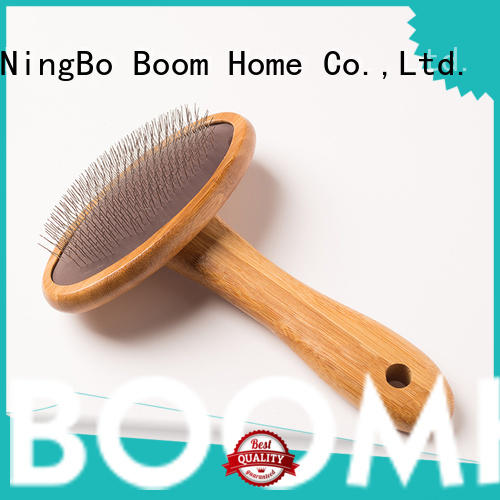 Boom Home double sided pet combs and brushes factory for home