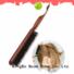 wooden boar hair hairbrush bamboo design for home