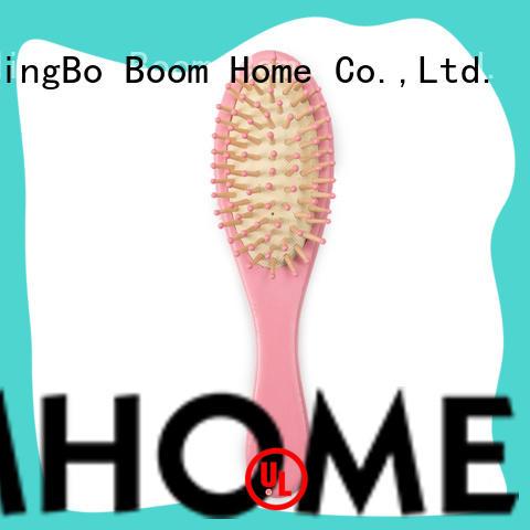 Boom Home Custom baby hair brush supply for infant