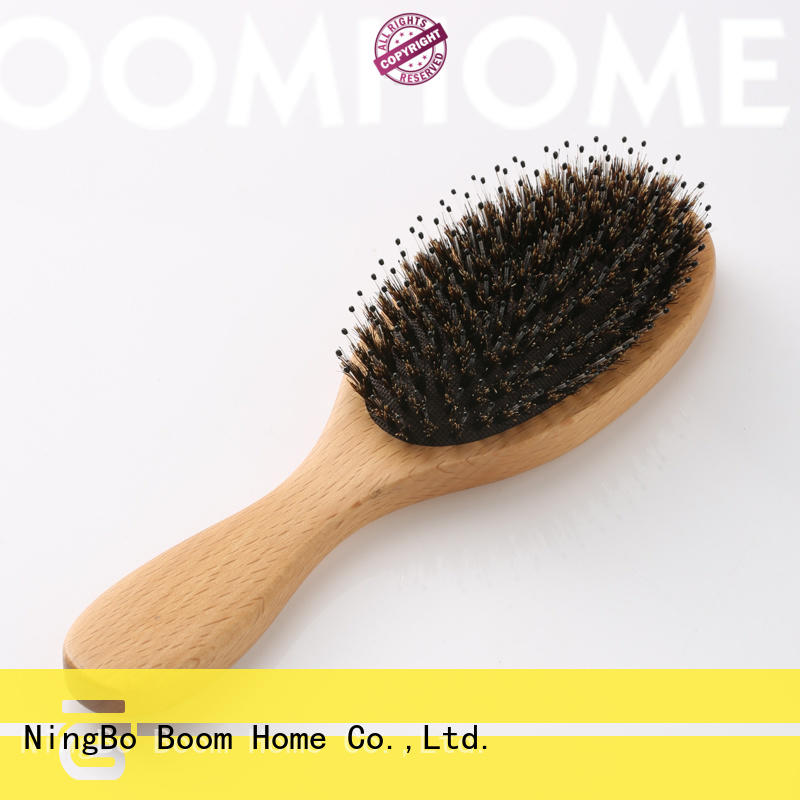 Boom Home price wooden hair comb inquire now for hotel