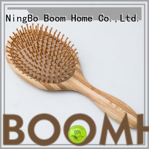 Boom Home shape wooden comb with good price for hotel